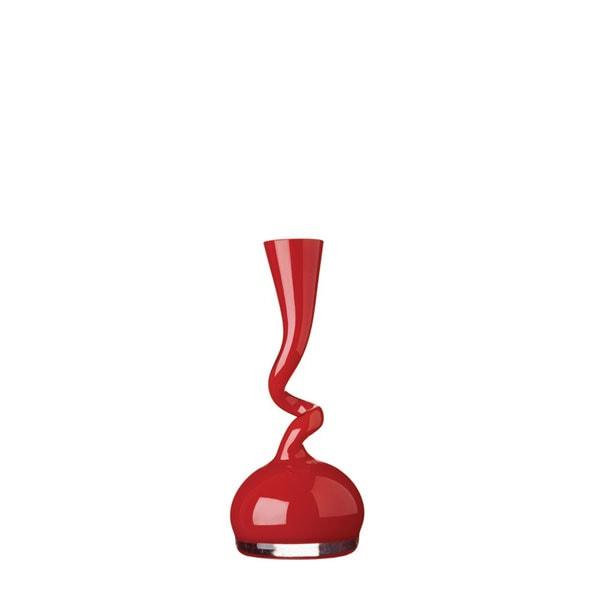 Swing Vaseスウィングベース,レッド,Sサイズ,normann COPENHAGENノーマンコペンハーゲン
