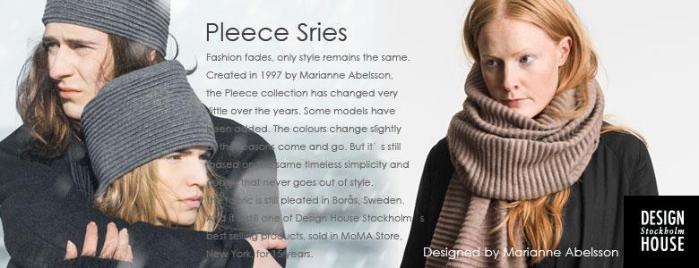 pleece,プリース,マフラー,スヌード,ハット,デザインハウスストックホルム,北欧デザイン,スウェーデン
