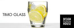 timo glass,ティモグラス,design house stockholm,デザインハウスストックホルム,北欧食器