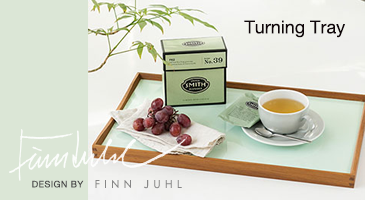 FINN JUHL TURNING TRAY
