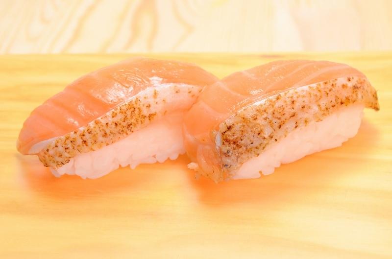 炙りハラス寿司1