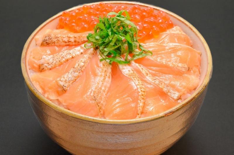 炙りハラス丼1
