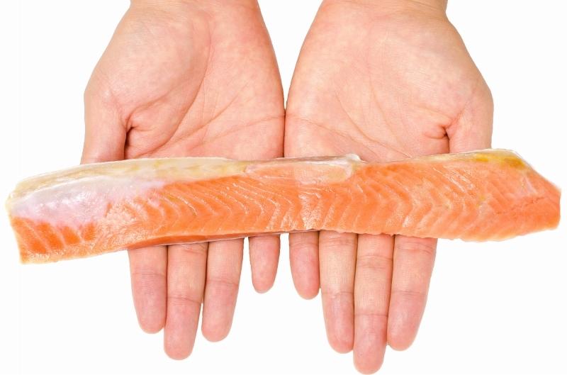 紅鮭ハラス 手持ち
