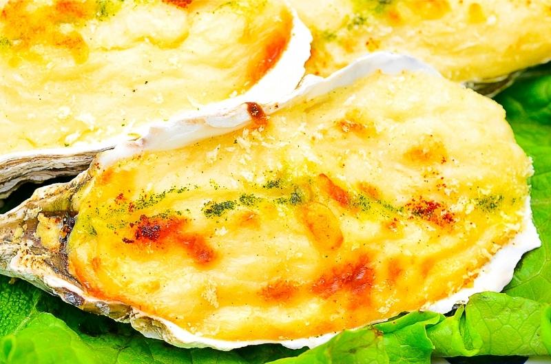 牡蠣グラタン2