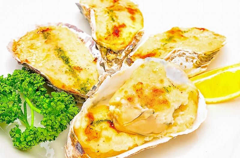 牡蠣グラタン5