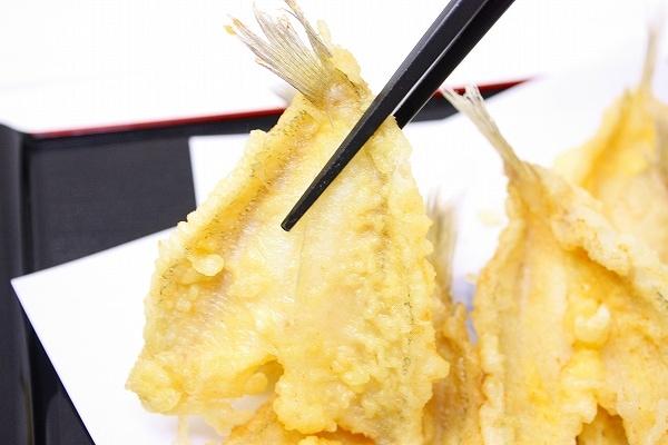 きす天ぷら3