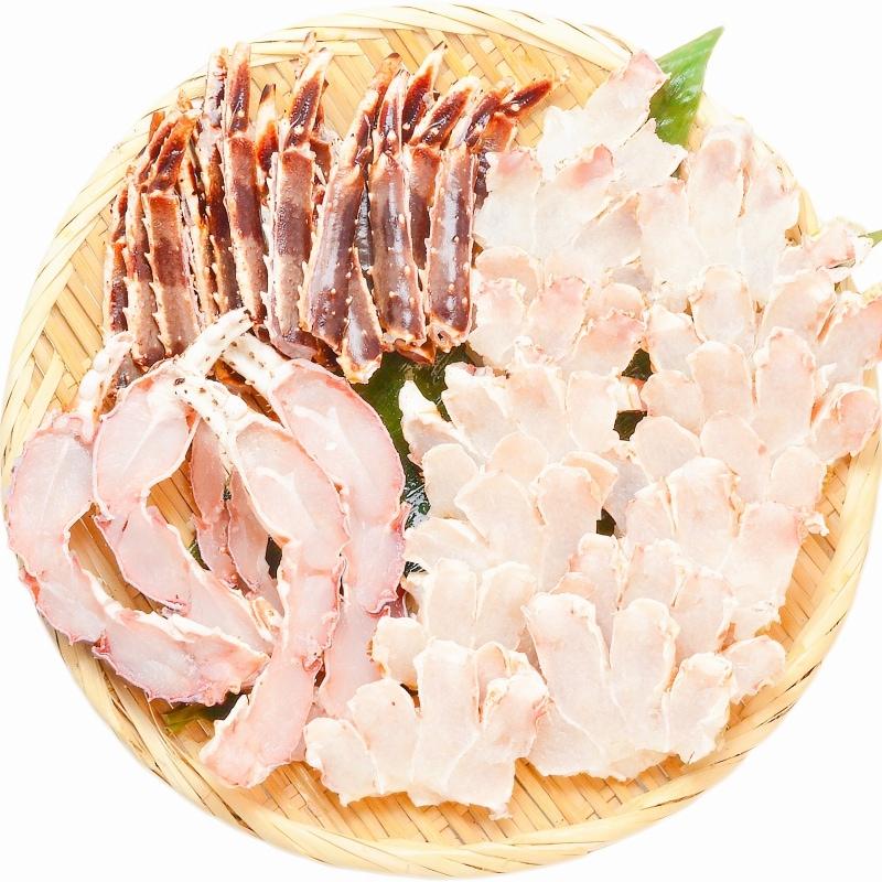 鍋用 生タラバガニ 1kg
