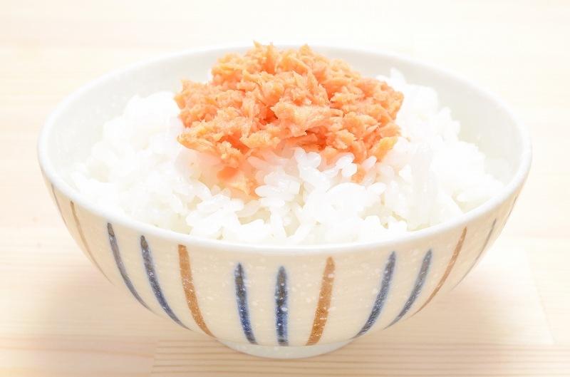 焼き鮭フレーク1