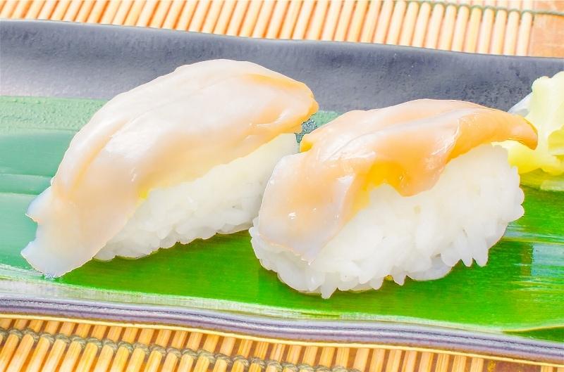つぶ貝スライス 寿司