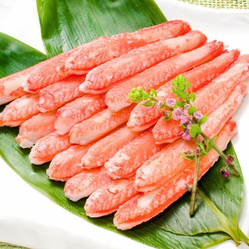 ズワイガニ 棒肉 皿盛り