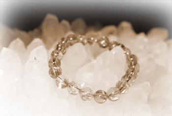 グランスフィア 天然石ネックレス