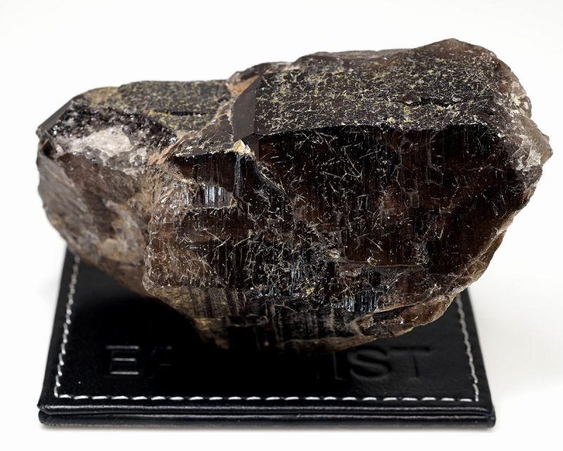 黒水晶 (モリオン) 原石 No.36
