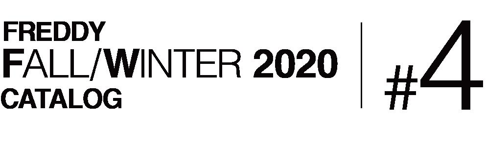 FREDDY FALL/WINTER 2020 CATALOG #4