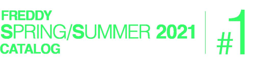 FREDDY SPRING/SUMMER 2021 CATALOG #4