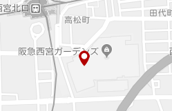 西宮阪急店 MAP