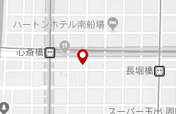 心斎橋店 MAP