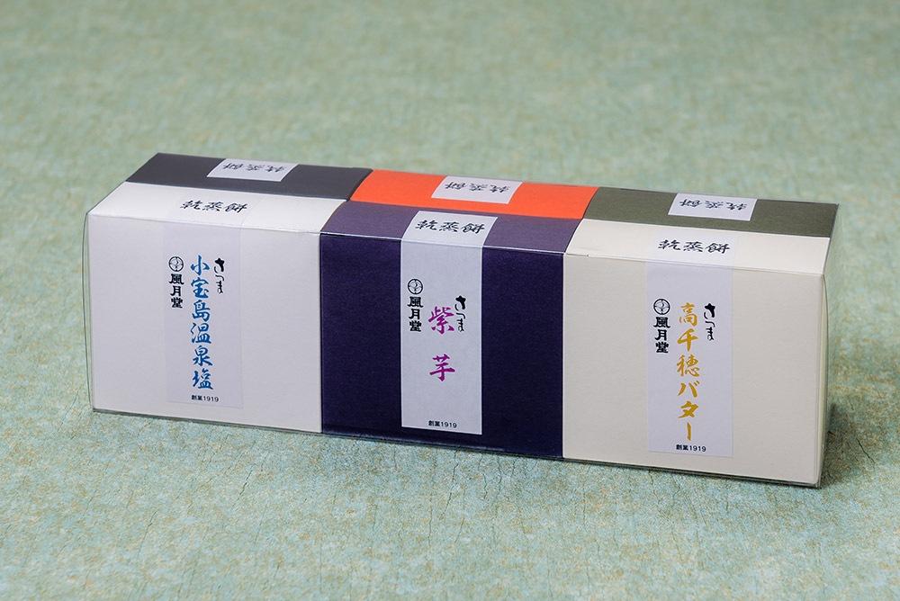 薩摩生まれ、薩摩育ちの薩摩の味。シンプルかつ上品なパッケージ