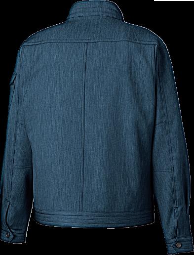グランシスコ ジャケット GC-2800のバック写真