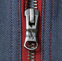 自重堂JAWINジャンパー 52400のロゴ入りスライダー写真