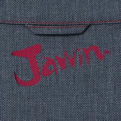 自重堂JAWINジャンパー 52400の背当プリント写真