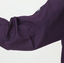 寅壱 長袖シャツ 3940-125 の肘プリーツ仕様の写真