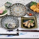 おもてなしコース (2人前)|ふぐ料理宅配専門店「ふく太郎」