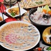 とらふくたっぷりフルコース (6人前)|ふぐ料理宅配専門店「ふく太郎」