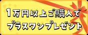 1万円以上ご購入でプラスワンプレゼント!