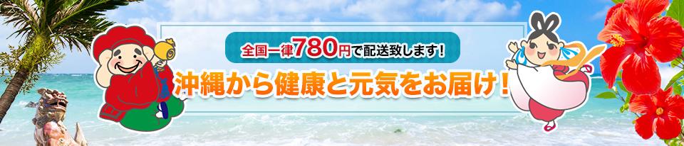 沖縄から健康と元気をお届け!