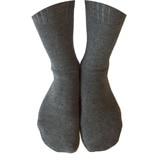 綿またはウールの靴下