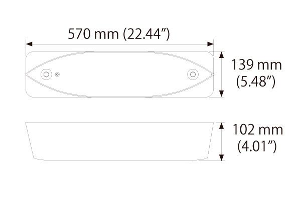 R109LH-W 詳細図
