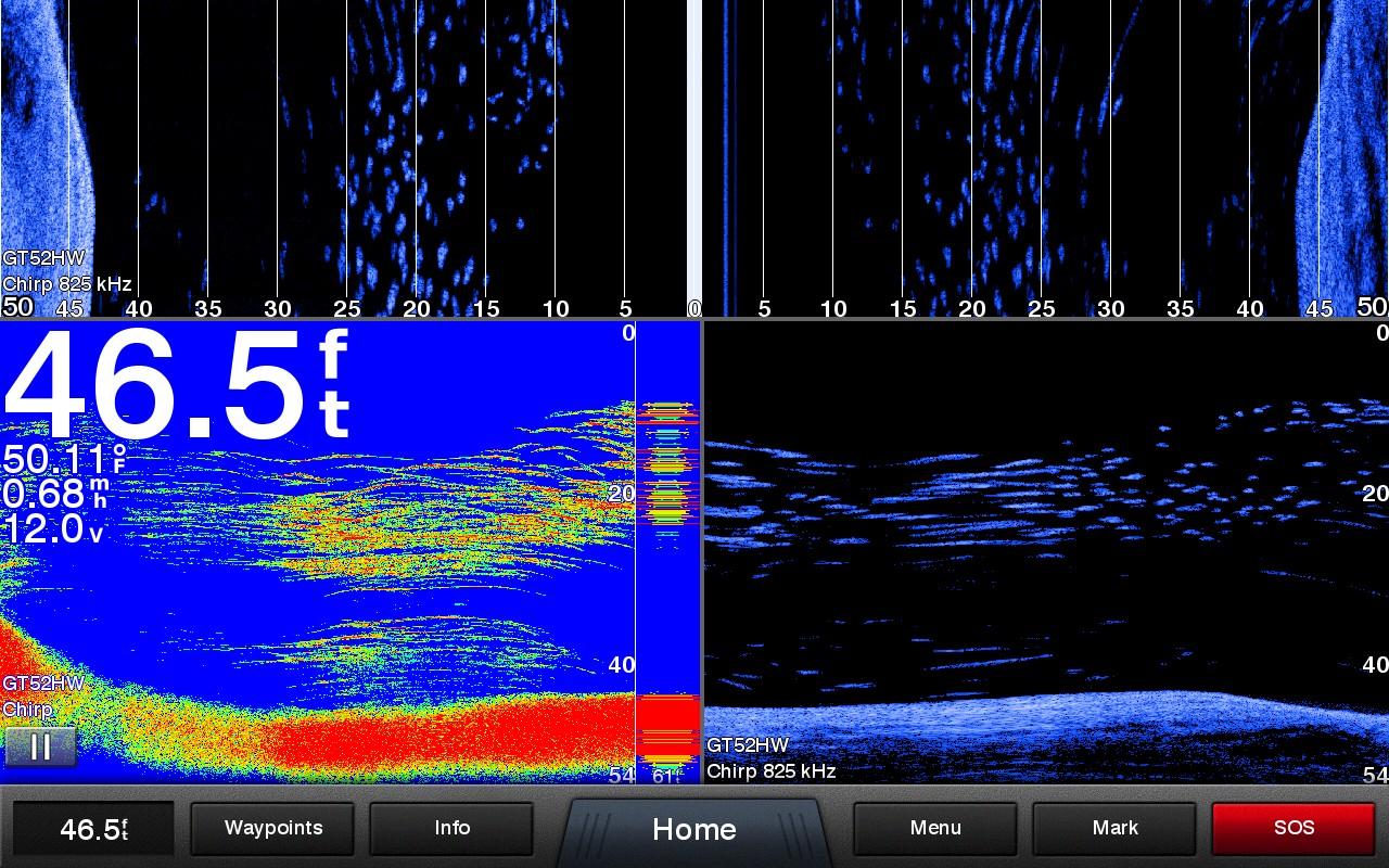 高度な探査と深海の詳細を記録