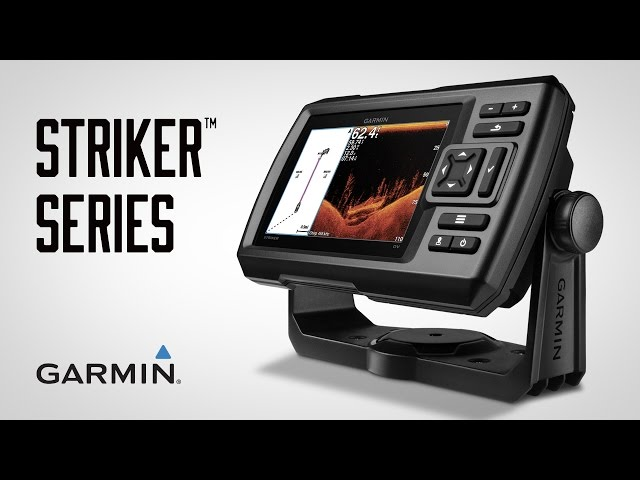 GARMIN(ガーミン) GPS連動魚群探知機 STRIKERシリーズ
