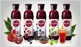 紅酢・ホンチョ・韓国飲料