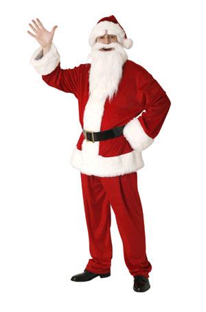 まさしくクリスマスサンタクロース!GOGOサンタさん