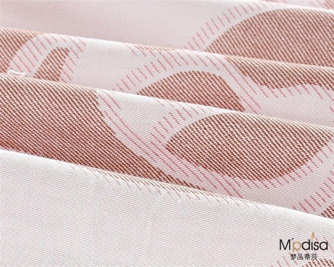 【MPTS】激安寝具★ シーツ・ベッドカバー(ダブル)★4点セット★ 恋愛季節4点セット