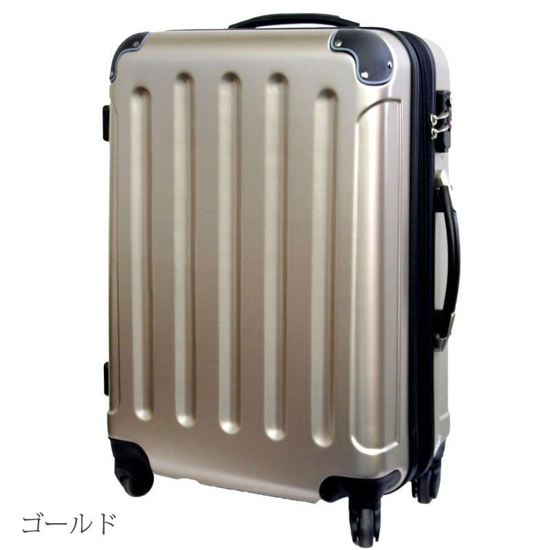 四輪スーツケースMサイズ2