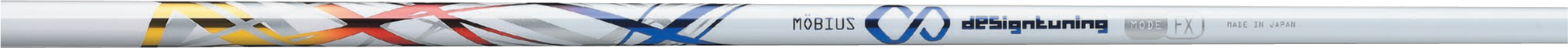 MöBIUS Designtuning FX (フェアウェイ用/1フレックス仕様)