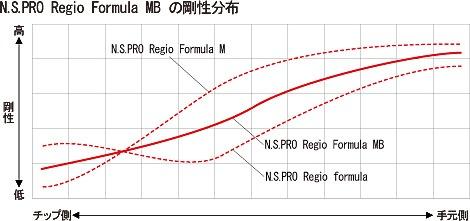 N.S.PRO Regio_formula_MBの剛性分布図