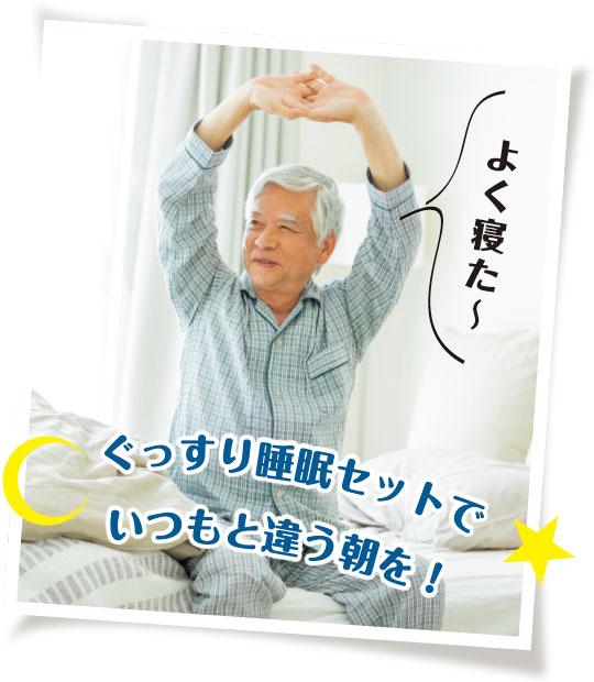 ぐっすり睡眠セット GABA(ギャバ)+マルチミネラル