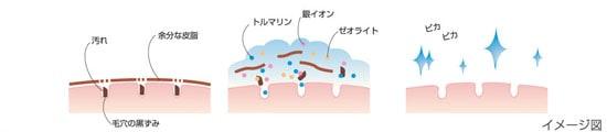 IONMAX(イオンマックス)シャンプーの説明
