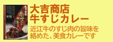 大吉商店牛すじカレー