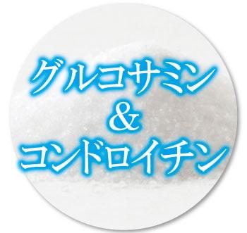 グルコサミン&コンドロイチン
