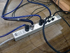 POWER STRIP PASSIVE 8