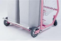 足踏み式駐車ブレーキ
