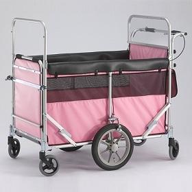 ロングライトバス ピンク