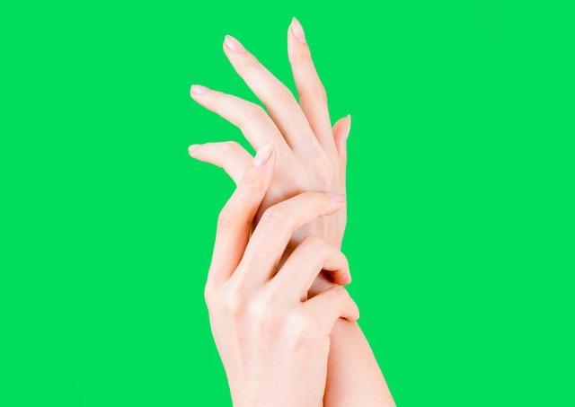 丈夫な爪を作る