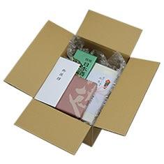 商品の梱包画像