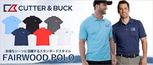 カッター&バック フェアウッド 半袖ポロシャツ