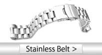 腕時計ステンレスベルト